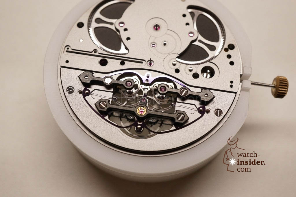 www.watch insider.com | reportages news  | Baselworld 2013 ... The Girard Perregaux novelties | DSC03100 1024x683