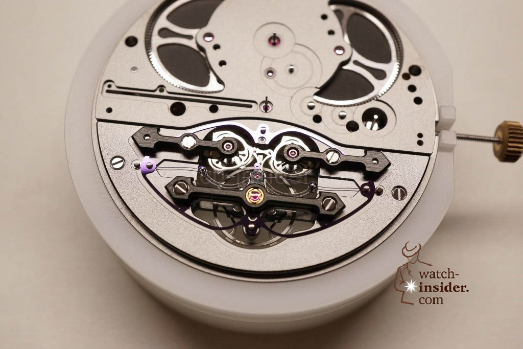 www.watch insider.com | reportages news  | Baselworld 2013 ... The Girard Perregaux novelties | DSC03101 1024x683