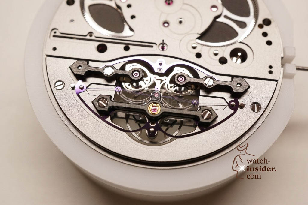 www.watch insider.com | reportages news  | Baselworld 2013 ... The Girard Perregaux novelties | DSC03102 1024x683