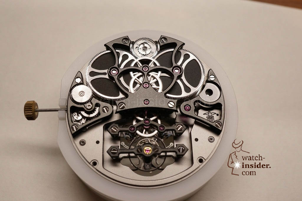 www.watch insider.com | reportages news  | Baselworld 2013 ... The Girard Perregaux novelties | DSC03105 1024x683