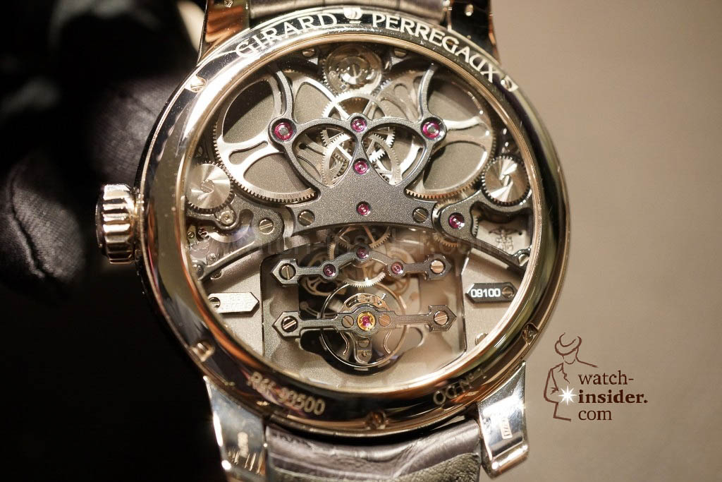 www.watch insider.com | reportages news  | Baselworld 2013 ... The Girard Perregaux novelties | DSC03116 1024x683