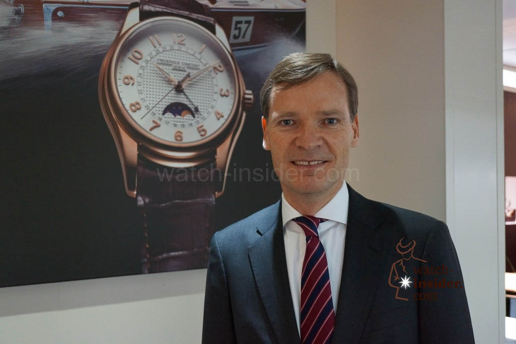 www.watch insider.com | news  | Baselworld 2013 ... Interview with Peter Stas CEO Frédérique Constant and Alpina & the novelties of the two brands | DSC03133 1024x683