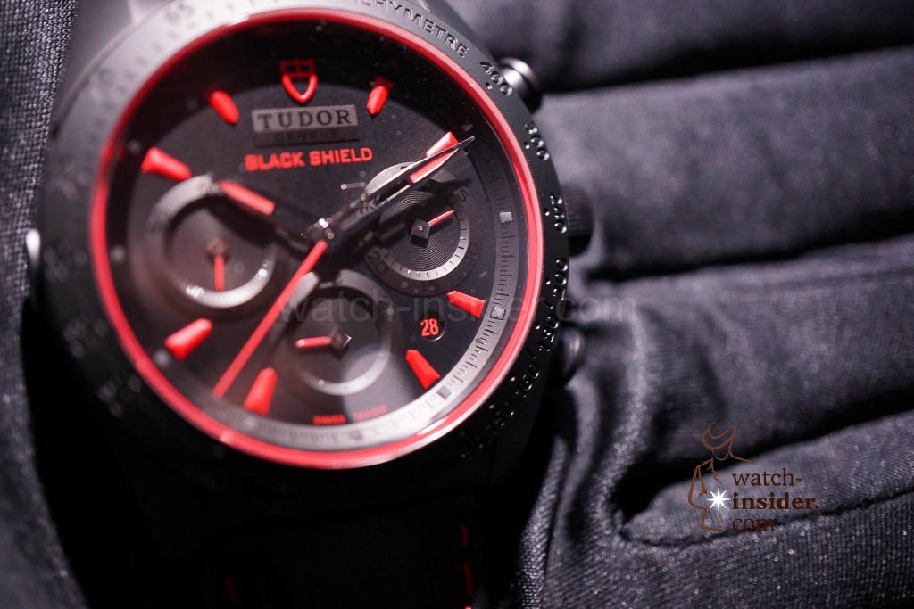 www.watch insider.com | reportages news  | Baselworld 2013 ... The Tudor novelties | DSC03235 1024x683
