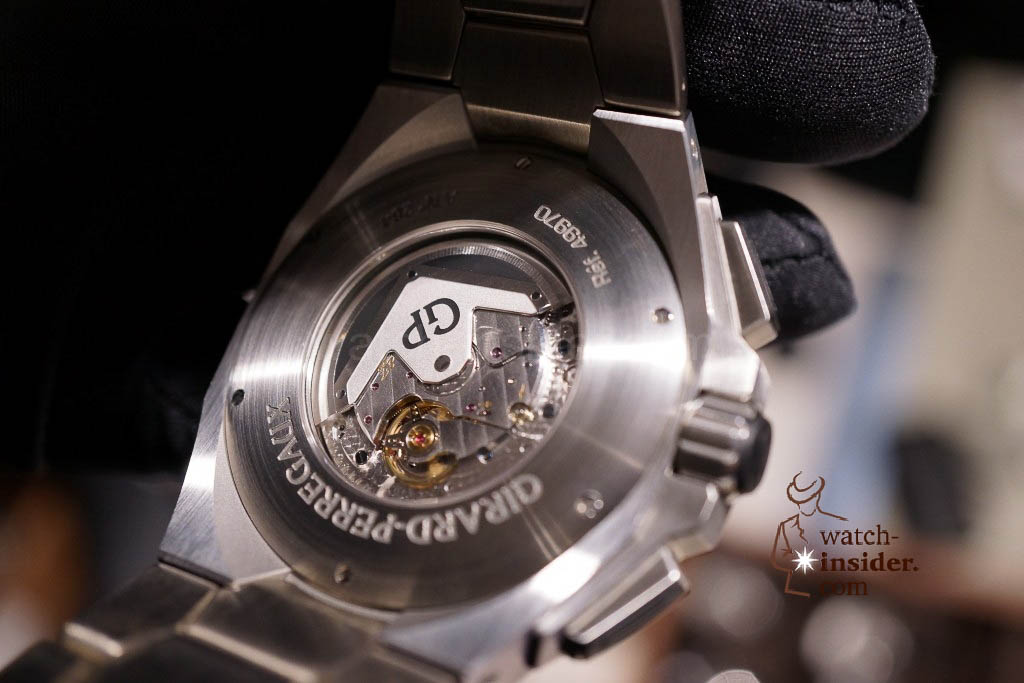 www.watch insider.com | reportages news  | Baselworld 2013 ... The Girard Perregaux novelties | DSC03254 1024x683