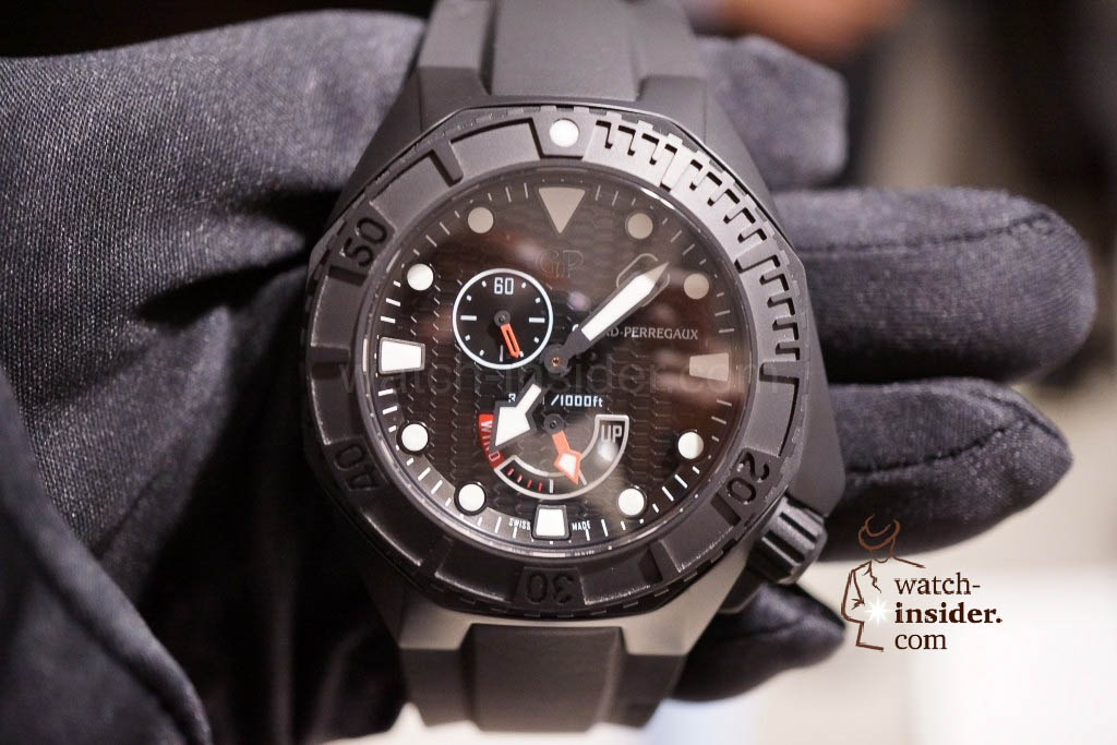 www.watch insider.com | reportages news  | Baselworld 2013 ... The Girard Perregaux novelties | DSC03258 1024x683