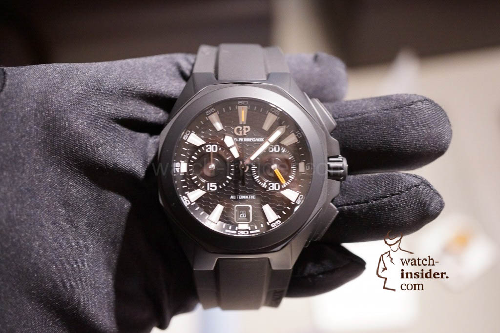 www.watch insider.com | reportages news  | Baselworld 2013 ... The Girard Perregaux novelties | DSC03261 1024x683