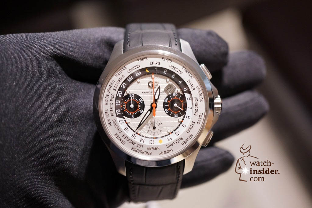 www.watch insider.com | reportages news  | Baselworld 2013 ... The Girard Perregaux novelties | DSC03270 1024x683