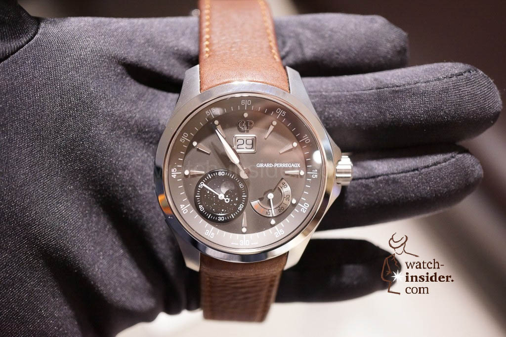www.watch insider.com | reportages news  | Baselworld 2013 ... The Girard Perregaux novelties | DSC03274 1024x683
