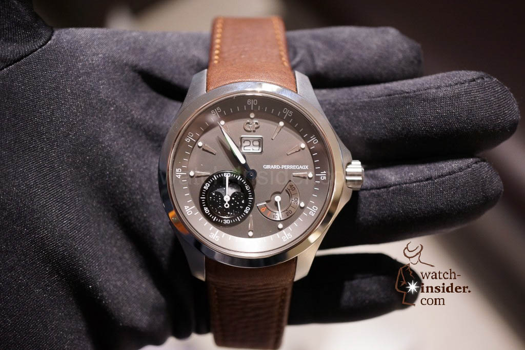 www.watch insider.com | reportages news  | Baselworld 2013 ... The Girard Perregaux novelties | DSC03275 1024x683