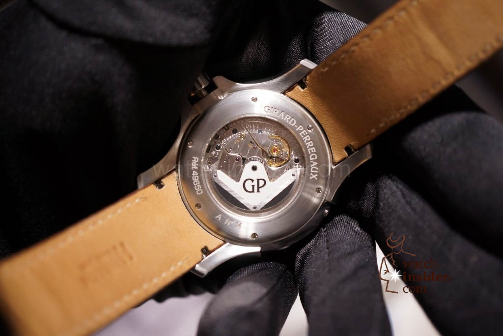 www.watch insider.com | reportages news  | Baselworld 2013 ... The Girard Perregaux novelties | DSC03276 1024x683