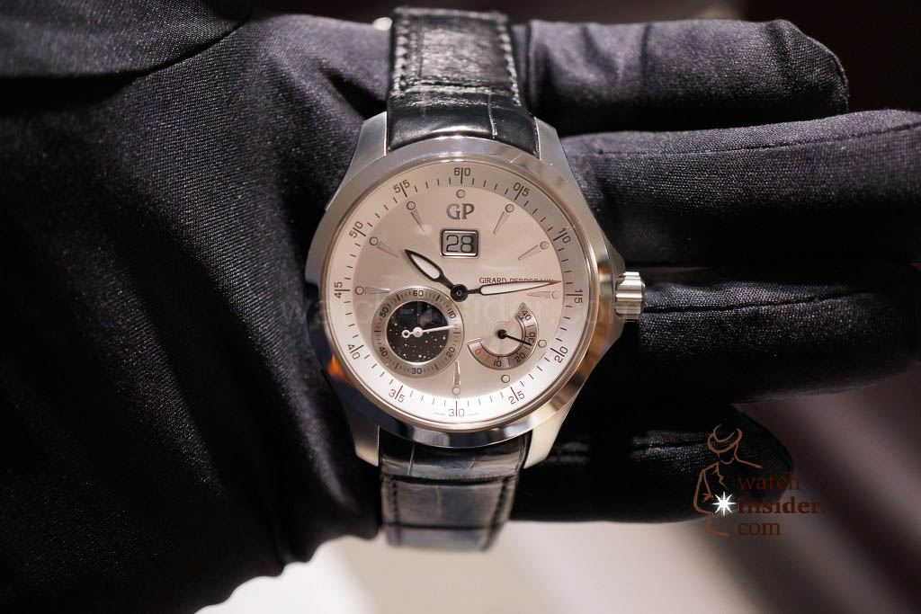 www.watch insider.com | reportages news  | Baselworld 2013 ... The Girard Perregaux novelties | DSC03277 1024x683