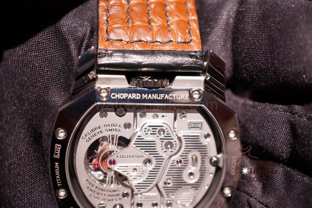 www.watch insider.com | reportages news interviews  | Baselworld 2013 ... Interview with Karl Friedrich Scheufele, the Co President of Chopard | DSC03486 1024x683