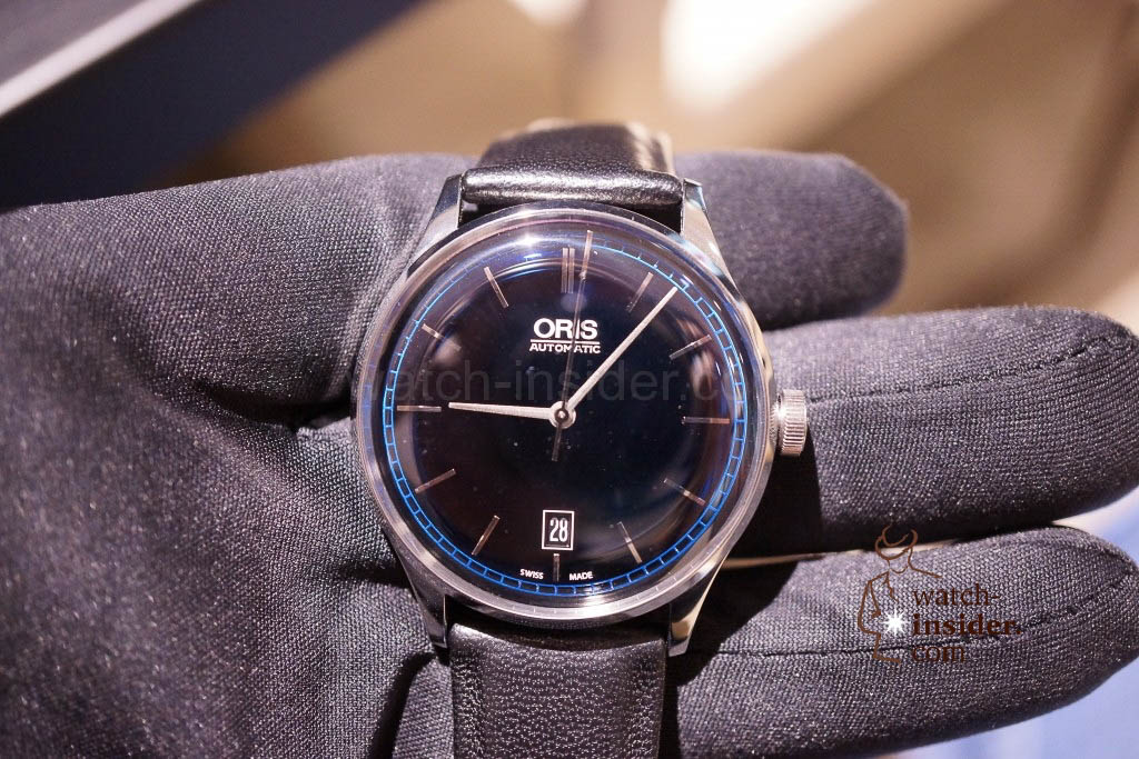 www.watch insider.com | news  | Baselworld 2013 ... The Oris novelties | DSC03538 1024x683