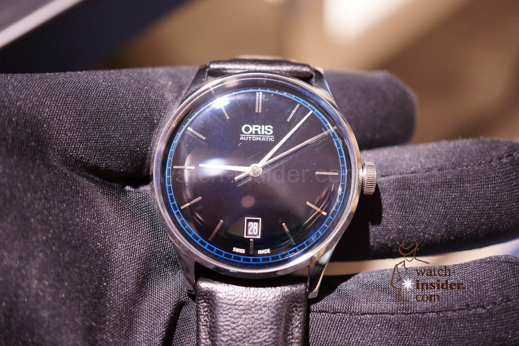 www.watch insider.com | news  | Baselworld 2013 ... The Oris novelties | DSC03539 1024x683