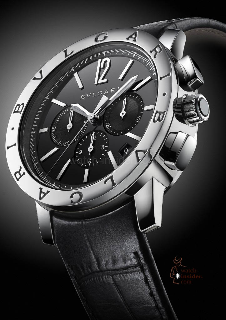 Baselworld 2013 the bvlgari novelties watch for Bvlgari watches