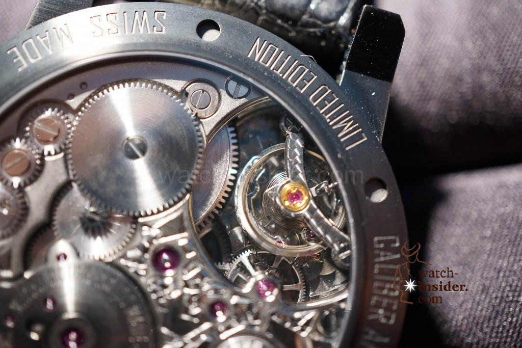 www.watch insider.com | reportages news  | Baselworld 2013 ... The Armin Strom novelties | DSC04406 1024x683