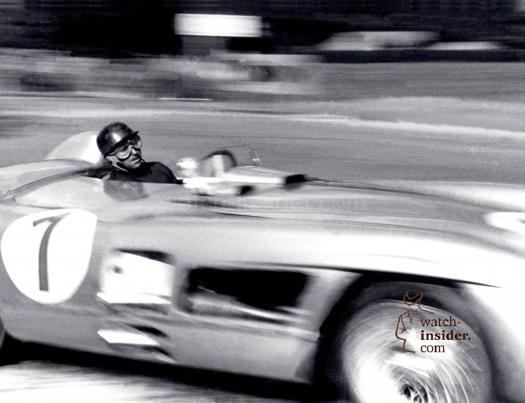 www.watch insider.com | reportages  | TAG Heuer – 50 years of Carrera | Juan Manuel Fangio 2 1024x785