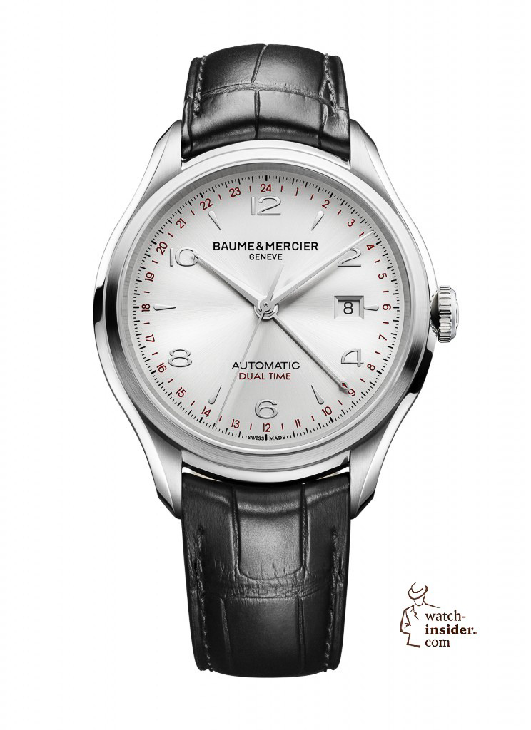 BAUME-ET-MERCIER-CLIFTON-GMT