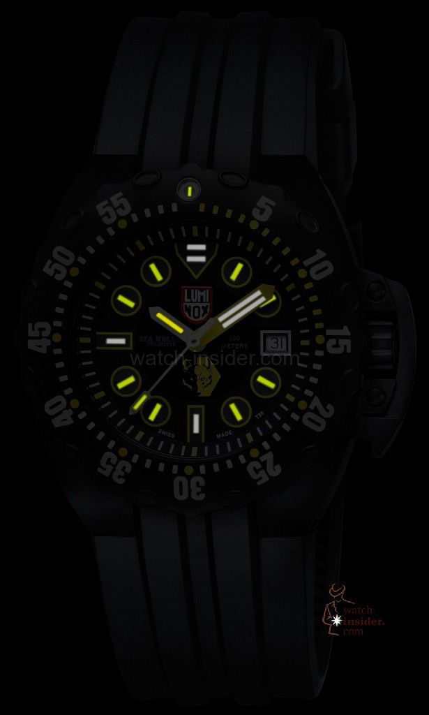 LUMINOX Scott Cassell Special Edition Deep Dive Automatic