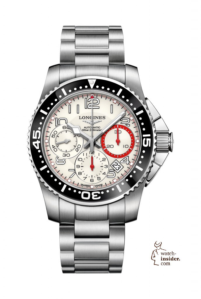 Longines HydroConquest Chronograph_1