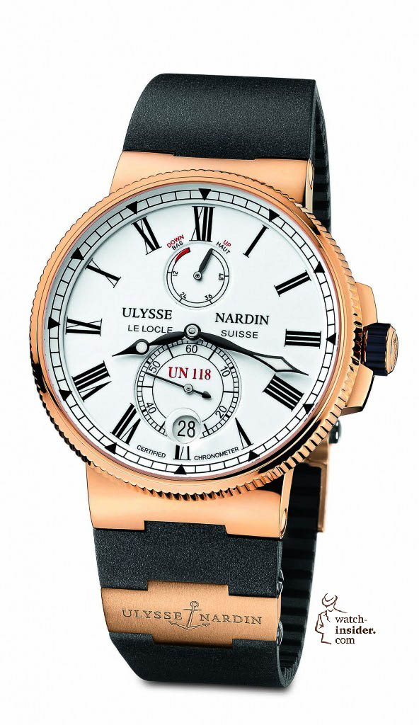 www.watch insider.com | reportages  | The Ulysse Nardin Marine Chronometer Manufacture | 1186 122 3 40 592x1024