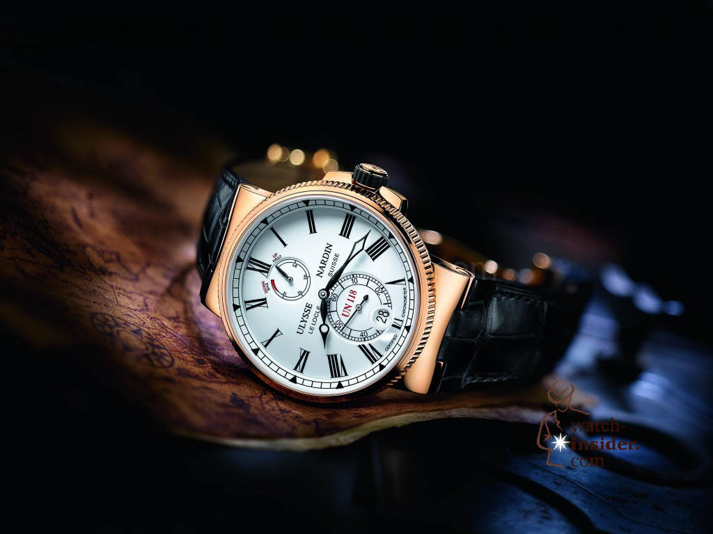 www.watch insider.com | reportages  | The Ulysse Nardin Marine Chronometer Manufacture | 1186 122 40 amb 1024x768