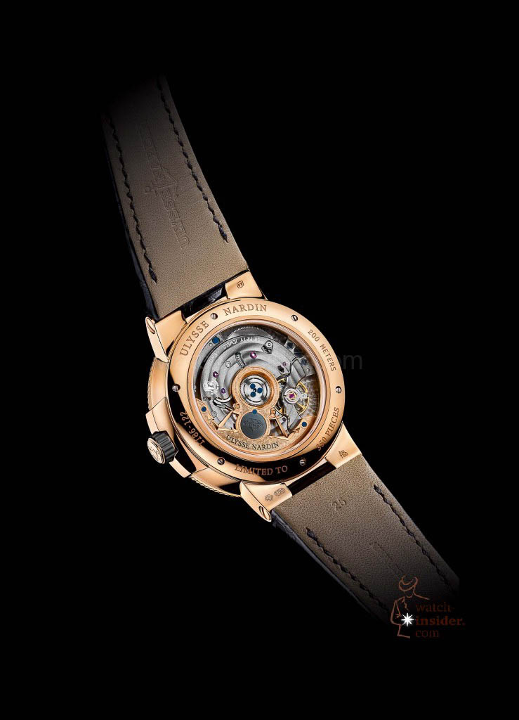 www.watch insider.com | reportages  | The Ulysse Nardin Marine Chronometer Manufacture | 1186 122 40 dos1 739x1024