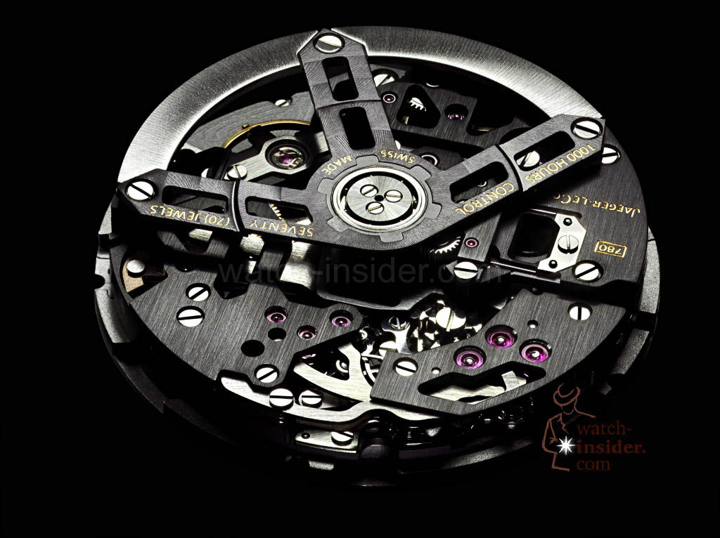www.watch insider.com | videos reportages news  | Jaeger LeCoultre will probably launch a new version of its Master Compressor Extreme LAB 2 this autumn | Calibre 780 v 1024x766