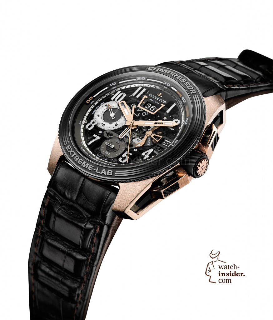 www.watch insider.com | videos reportages news  | Jaeger LeCoultre will probably launch a new version of its Master Compressor Extreme LAB 2 this autumn | Master Compressor Extreme LAB2 OR FB2 874x1024