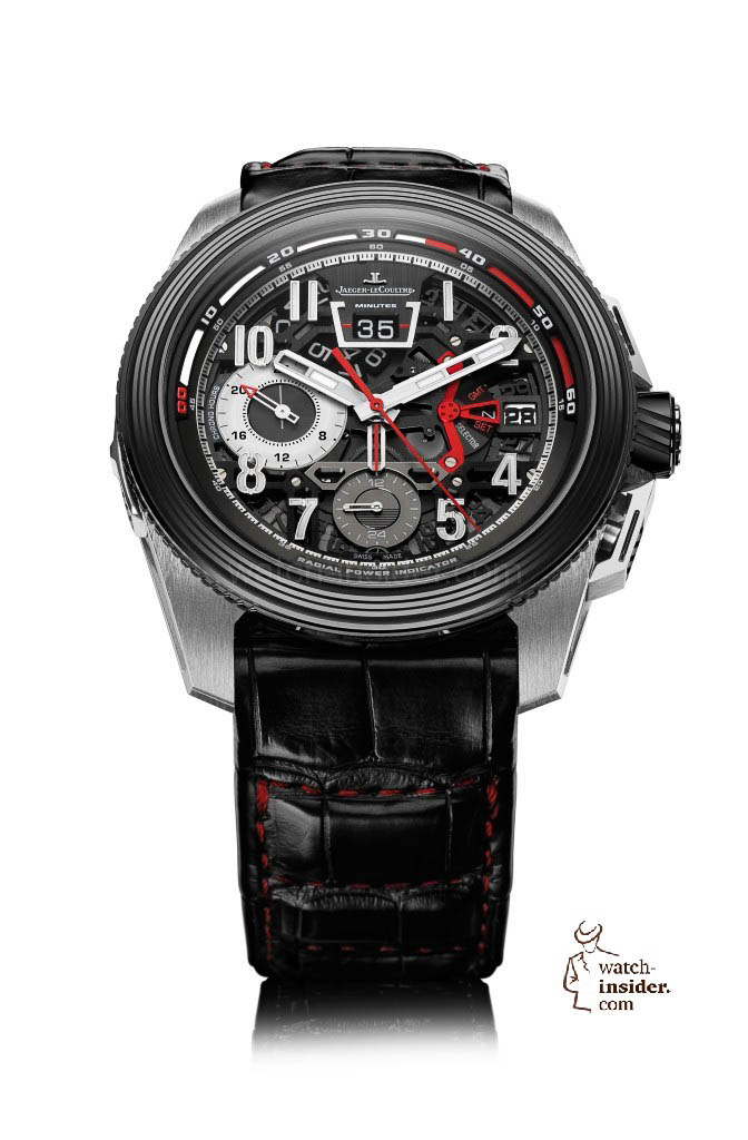 www.watch insider.com | videos reportages news  | Jaeger LeCoultre will probably launch a new version of its Master Compressor Extreme LAB 2 this autumn | Master Compressor Extreme LAB2 T FB 672x1024