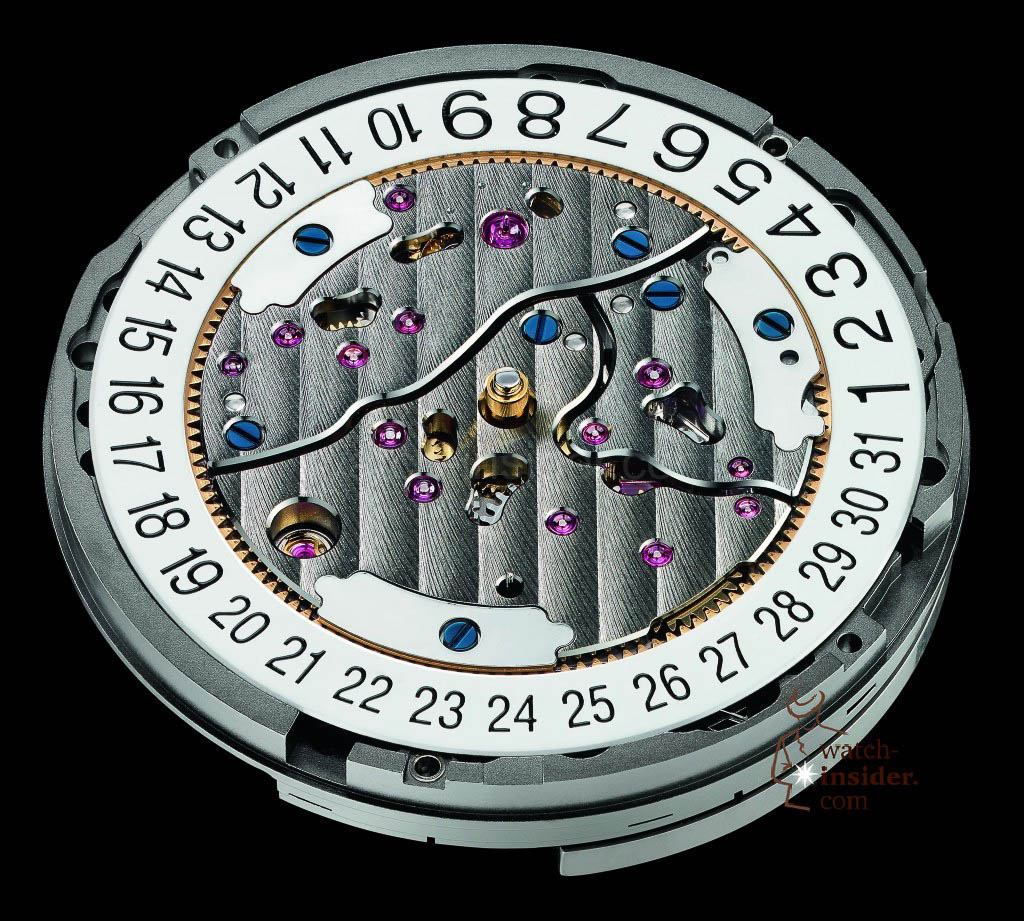 www.watch insider.com | reportages  | The Ulysse Nardin Marine Chronometer Manufacture | UN 118 Dial side 1024x921