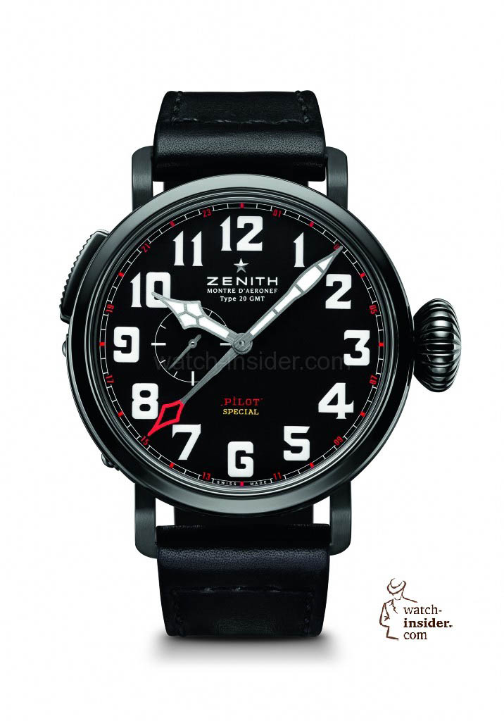 www.watch insider.com | reportages news  | After SIHH and Baselworld, what are the most looked for and wanted wristwatch novelties 2013? | ZEN PILOT BaronRouge 716x1024