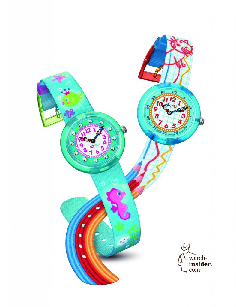 www.watch insider.com | news  | Parents, watch aficionados watch out! These Flik Flak watches are the best starter drugs for your kids | ZFBNP001 ZFBNP006 PR 787x1024