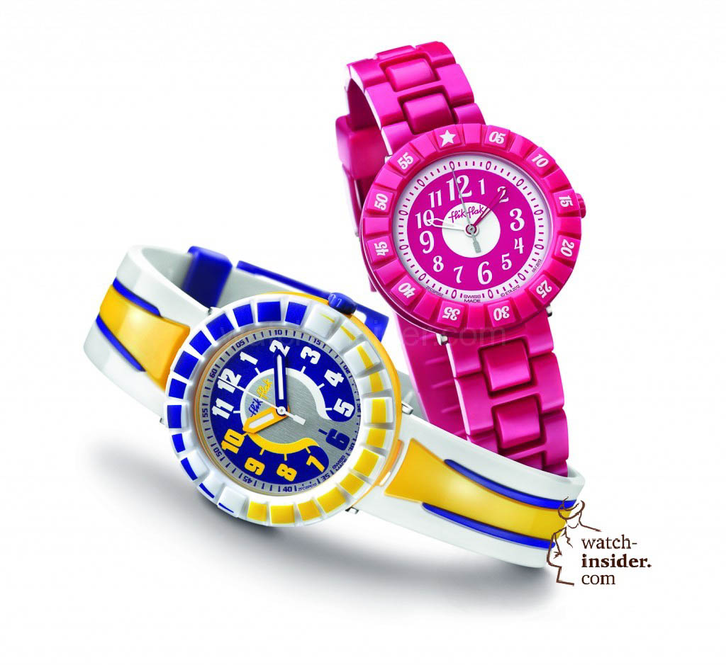 www.watch insider.com | news  | Parents, watch aficionados watch out! These Flik Flak watches are the best starter drugs for your kids | ZFCSP010 ZFCSP002 PR 1024x939