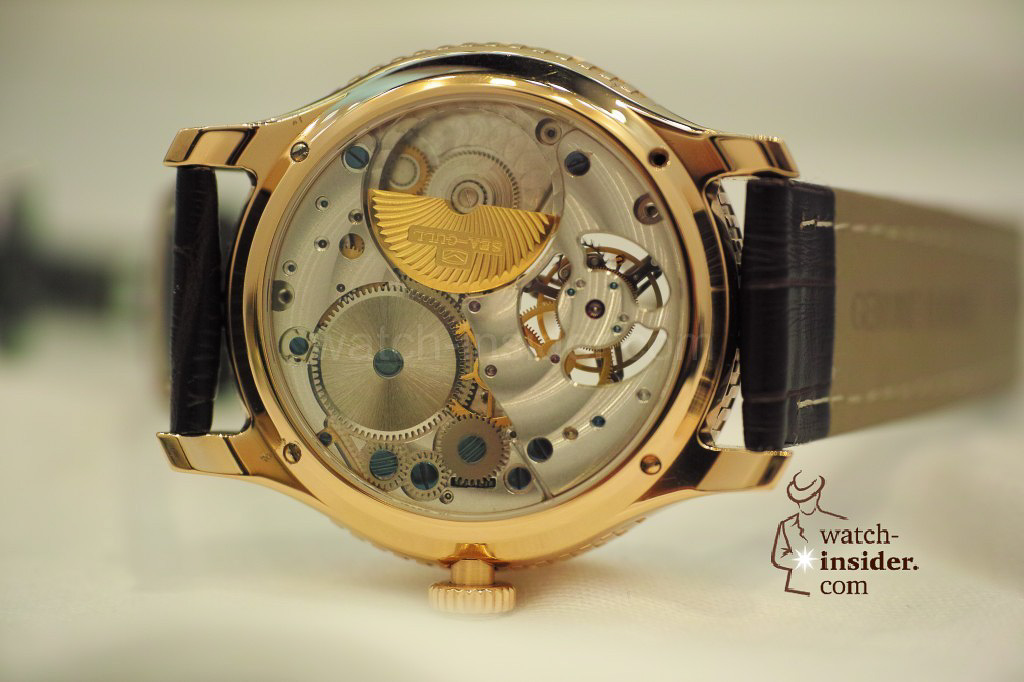 www.watch insider.com | videos reportages news  | My Chinese contributor Logan is showing us today two quite particular Sea Gull tourbillon timepieces. He discovered them at the Hong Kong Watch & Clock Fair. | 131 1024x682