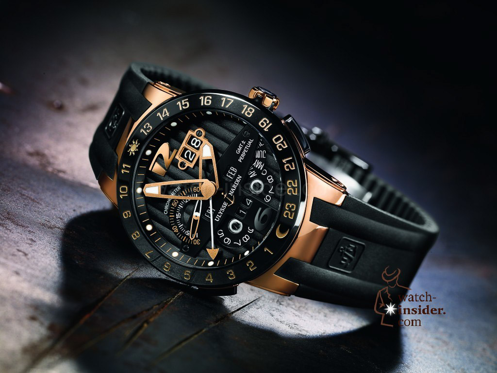 www.watch insider.com | news  | Ulysse Nardin presents its legendary Perpetual Ludwig in a new execution | 326 03 3 amb 1024x768