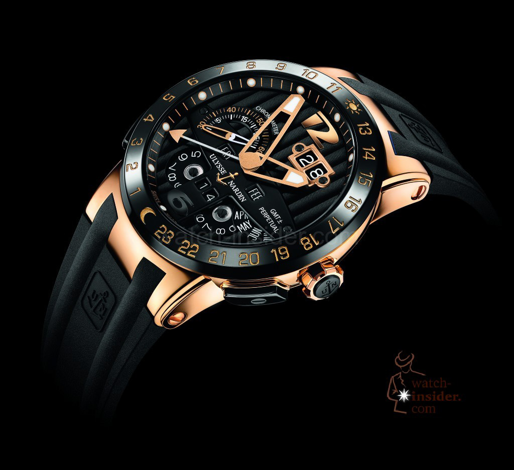 www.watch insider.com | news  | Ulysse Nardin presents its legendary Perpetual Ludwig in a new execution | 326 03 3 pub 1024x936