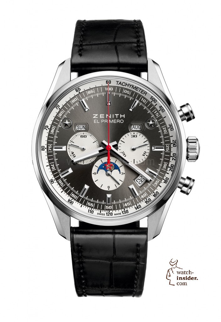 Zenith El Primero 410 Limited Edition ... the final version