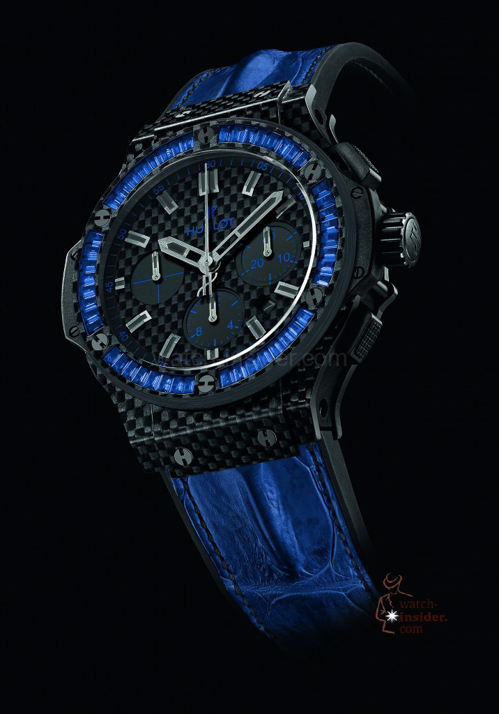 www.watch insider.com | reportages  | It's ladies' time. My personal top 15 ladies watches 2013 | Hublot Big Bang 716x1024