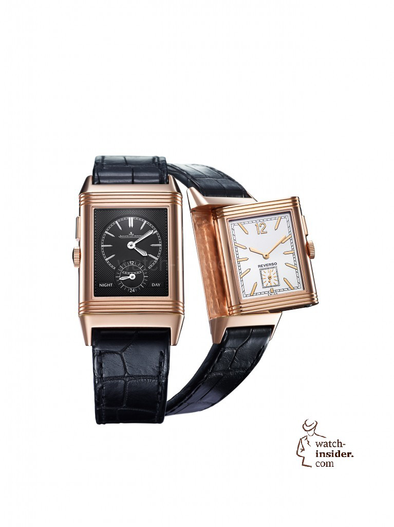 www.watch insider.com | reportages  | It's ladies' time. My personal top 15 ladies watches 2013 | Jaeger LeCoultre Grande Reverso Ultra Thin Duoface 767x1024