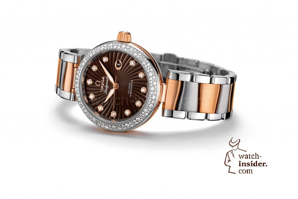 www.watch insider.com | reportages  | It's ladies' time. My personal top 15 ladies watches 2013 | Omega Ladymatic 1024x682