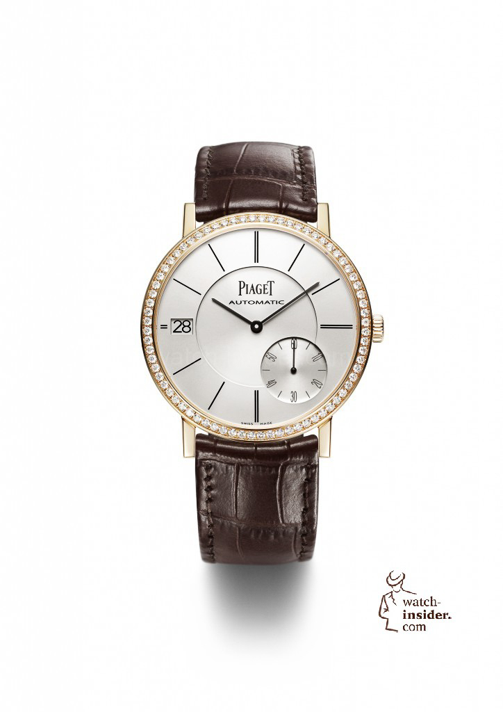 www.watch insider.com | reportages  | It's ladies' time. My personal top 15 ladies watches 2013 | Piaget Altiplano 724x1024