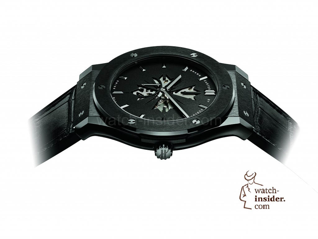 "www.watch insider.com | reportages news  | This afternoon in Zürich… Hublot and Shawn ""JAY Z"" Carter announce an exclusive partnership 