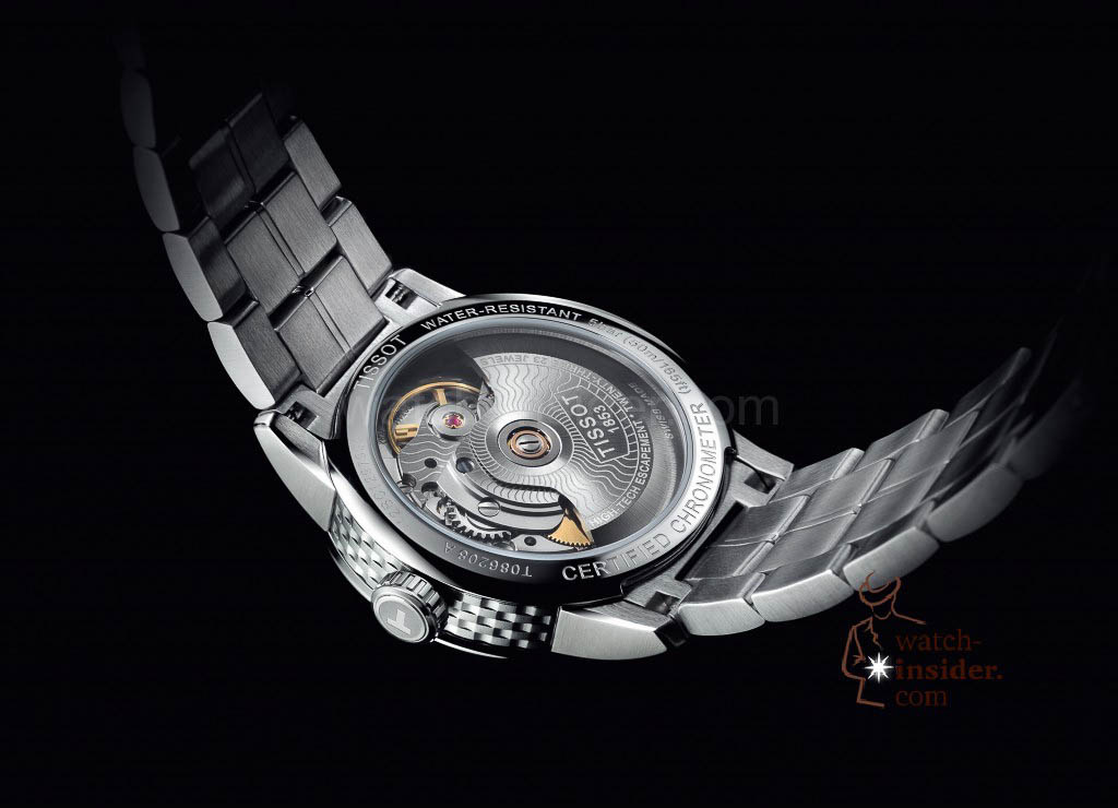 www.watch insider.com | reportages news  | The Tissot Powermatic 80 Automatic caliber is ushering in a new era of ultra precise low cost mechanical movements | Luxury 02 MAG 1024x740