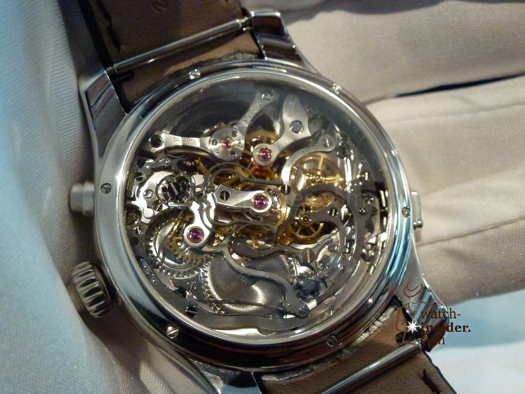 www.watch insider.com | videos reportages news  | I just had my hands on the Montblanc Collection Villeret 1858 ExoTourbillon Rattrapante | P1000225 1024x768