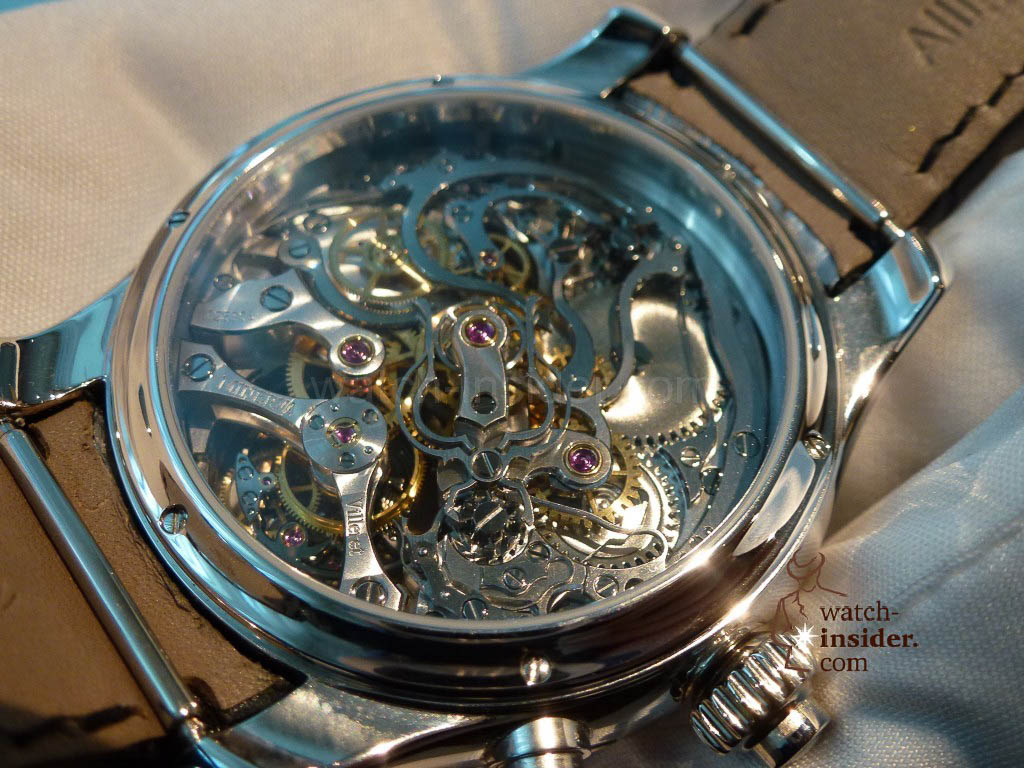 www.watch insider.com | videos reportages news  | I just had my hands on the Montblanc Collection Villeret 1858 ExoTourbillon Rattrapante | P1000227 1024x768