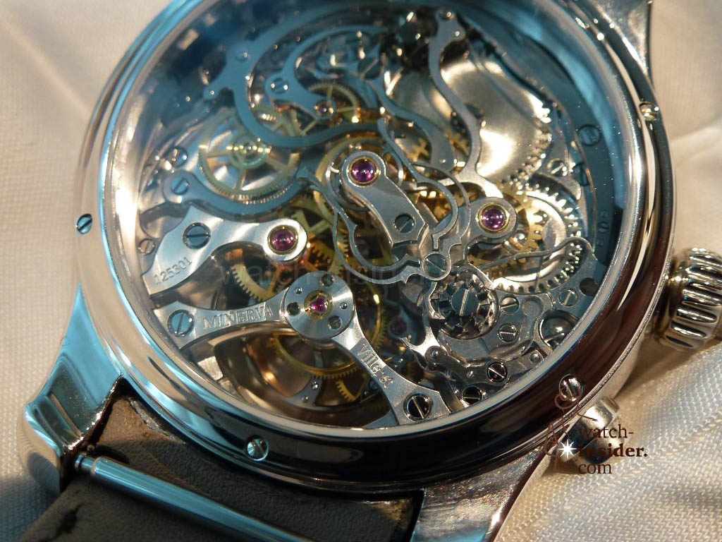www.watch insider.com | videos reportages news  | I just had my hands on the Montblanc Collection Villeret 1858 ExoTourbillon Rattrapante | P1000229 1024x768