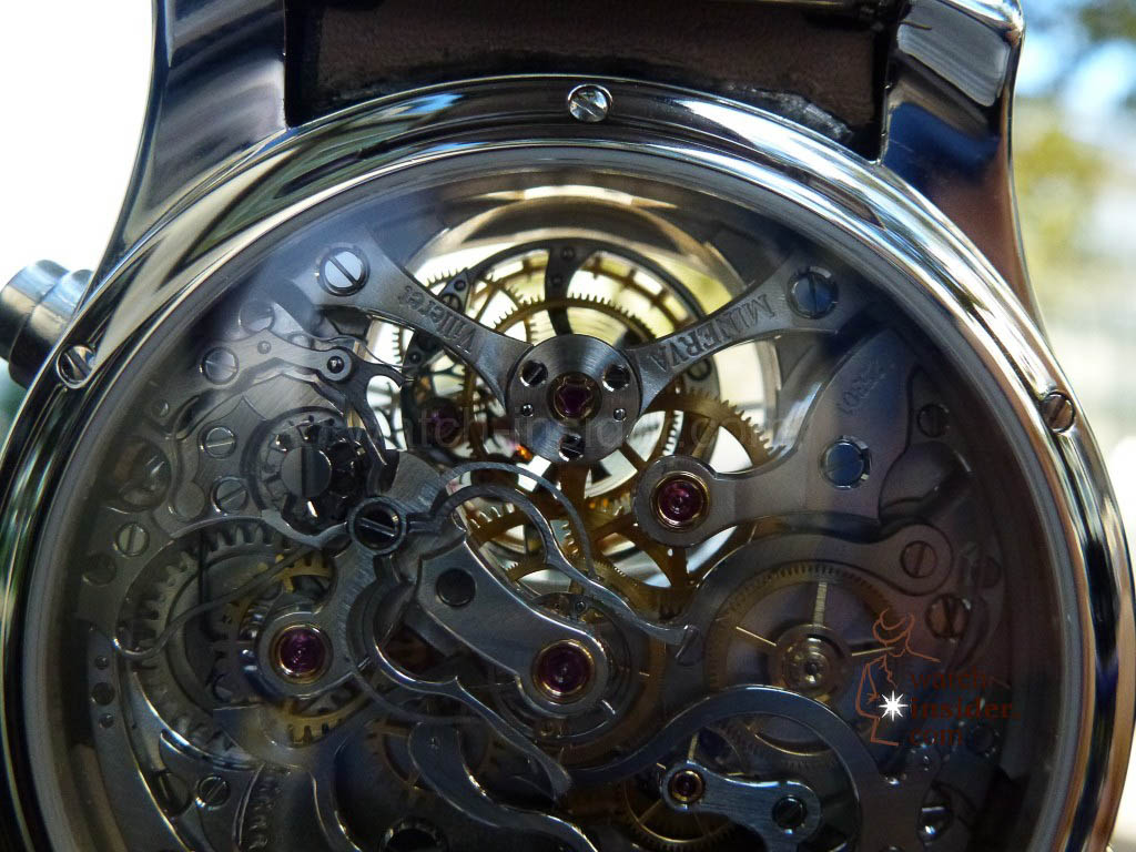 www.watch insider.com | videos reportages news  | I just had my hands on the Montblanc Collection Villeret 1858 ExoTourbillon Rattrapante | P1000242 1024x768