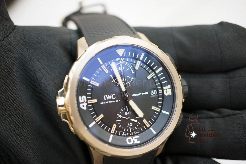 Iwc Aquatimer Darwin Review