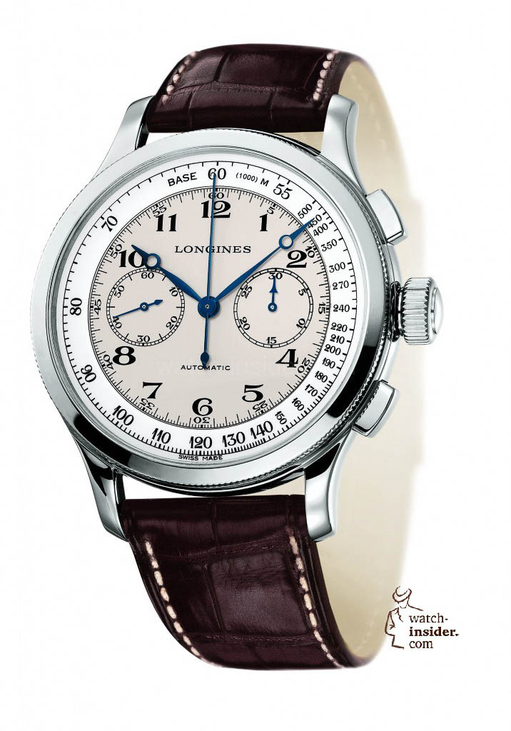 Longines Lindberghs Atlantic Voyage Watch